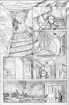"""""""First"""" Pencils pg 3"""