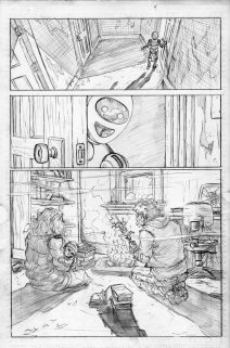 """""""First"""" Pencils pg 4"""