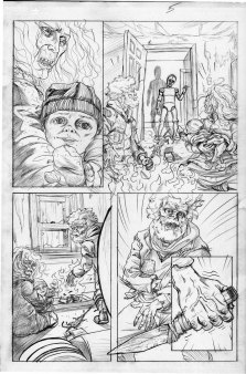 """""""First"""" Pencils pg 5"""