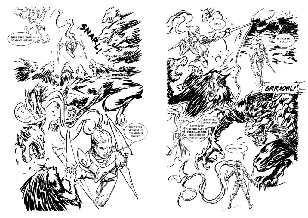 Pages 19 - 20
